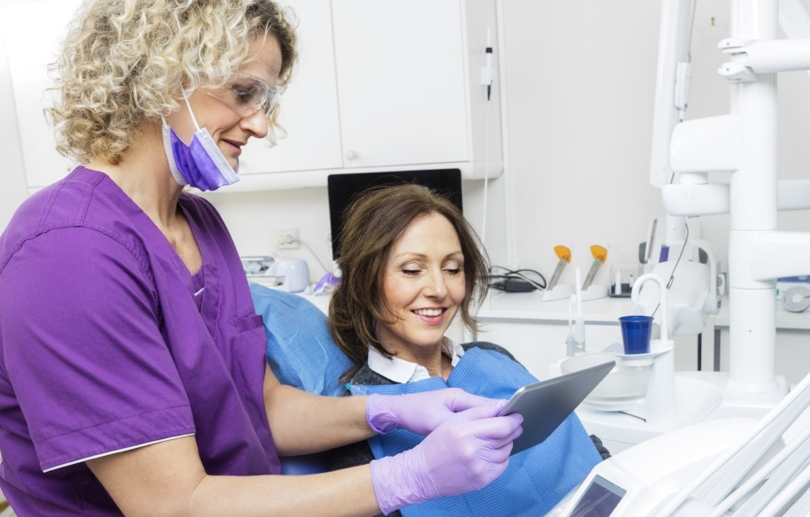 Affordable payment options for dental patients